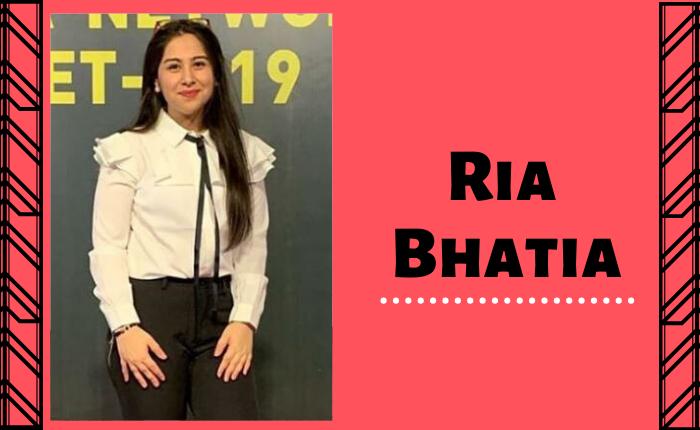 Ria Bhatia