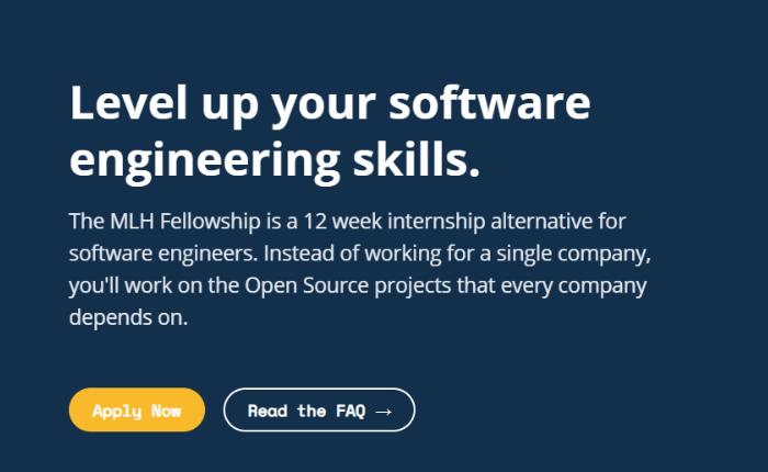 MLH Fellowship Program