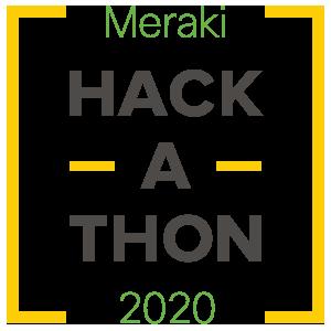 Cisco Meraki Virtual Hackathon