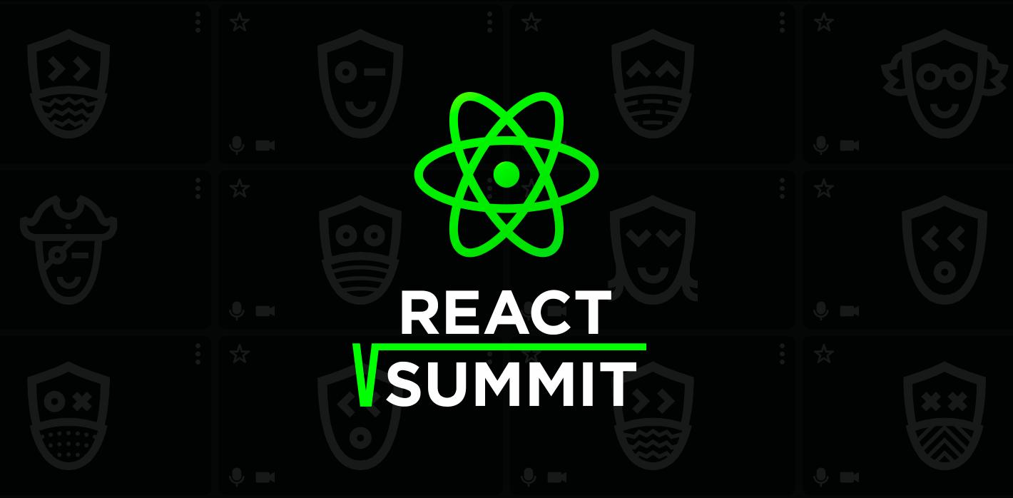 React Summit 2020 SCholarship