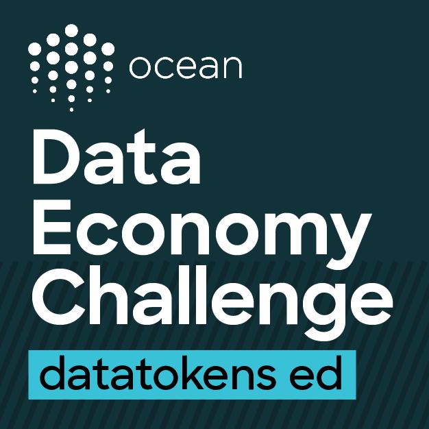 Ocean Protocol Data Economy Challenge: Datatokens